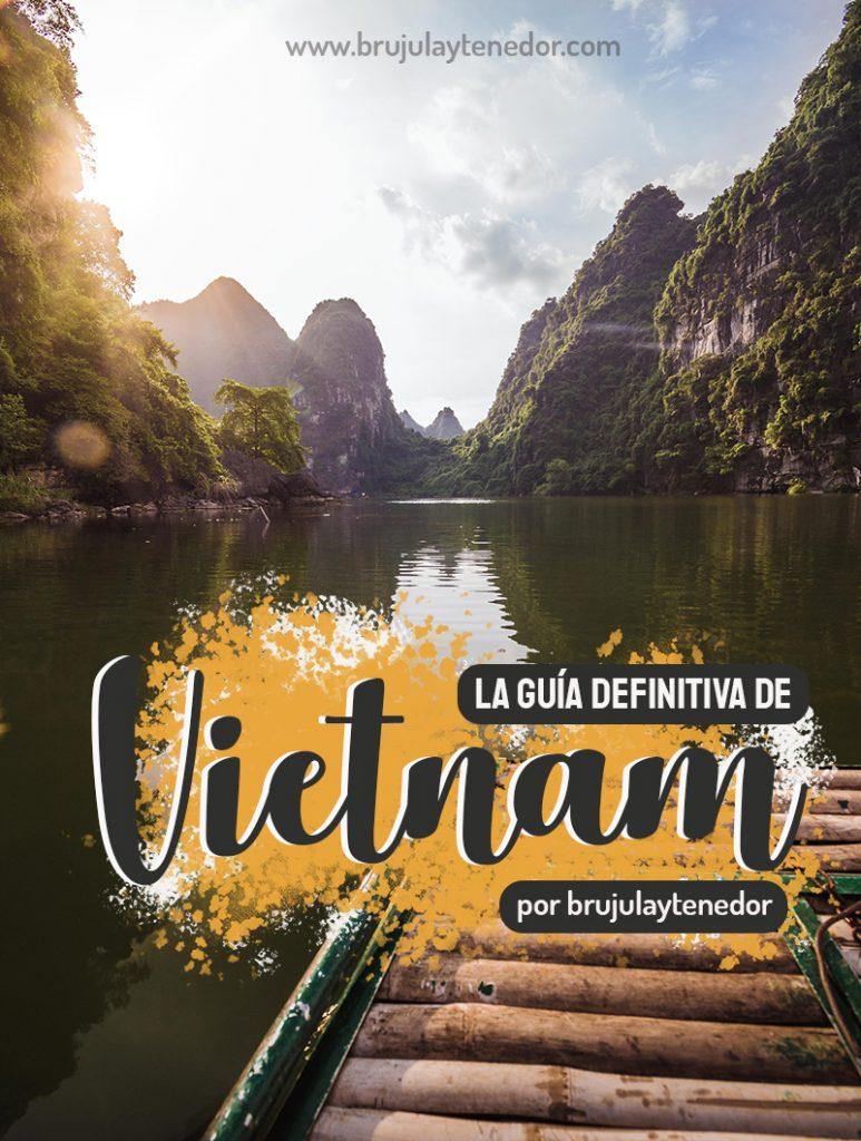 guia definitiva para viajar a vietnam
