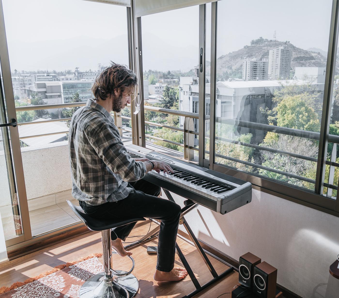 aprender piano desde casa