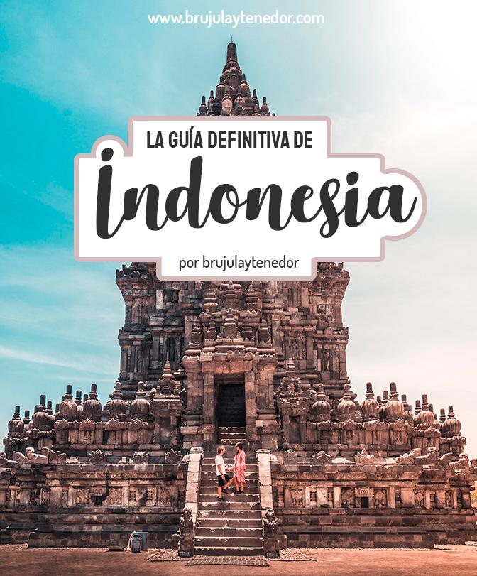 guia para viajar a indonesia