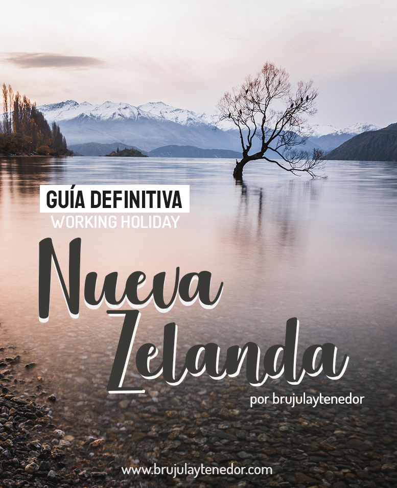 guia definitiva working holiday nueva zelanda