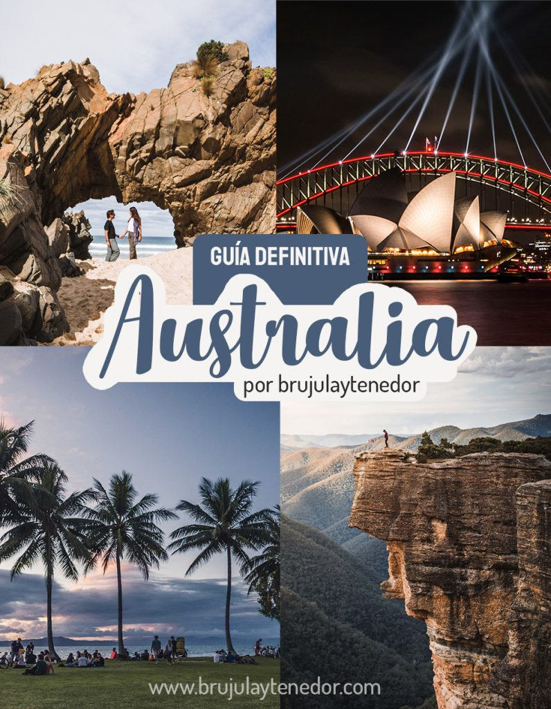 guia definitiva para viajar a Australia