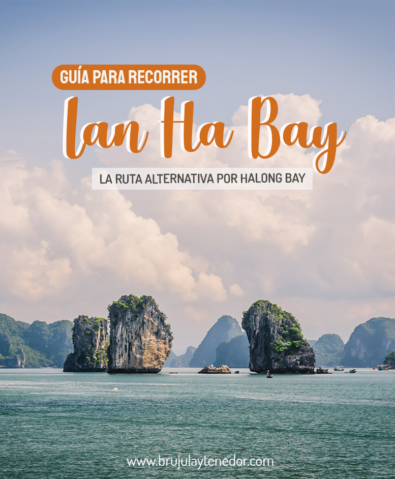 guia para recorrer cat ba lan ha y halong bay