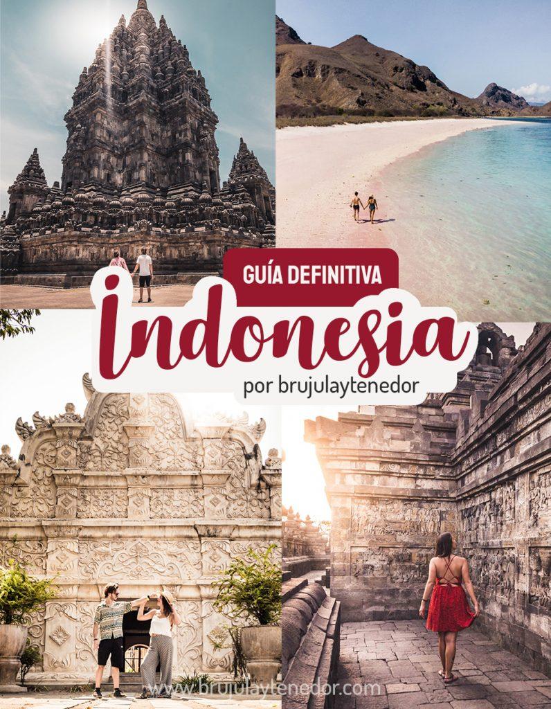 guía indonesia