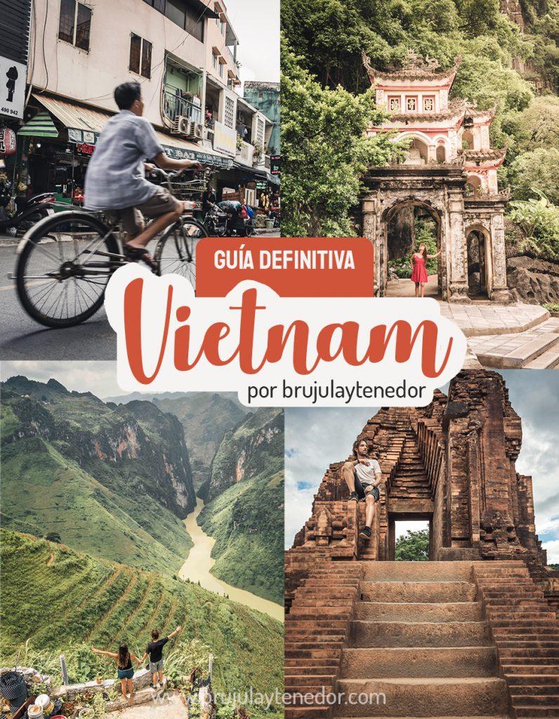 guia para viajar a vietnam