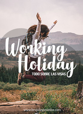 Informacion sobre visas working holiday